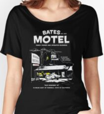 Bates Motel - Open 24 hours Women's Relaxed Fit T-Shirt