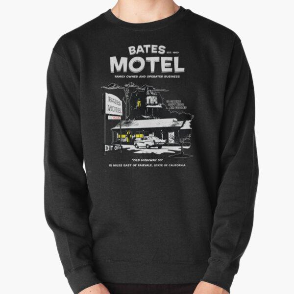 Bates Motel - Open 24 hours Pullover Sweatshirt