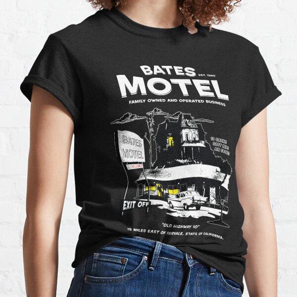 Bates Motel - Abierto las 24 horas Camiseta clásica