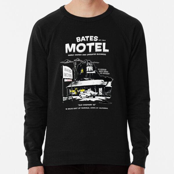 Bates Motel - Abierto las 24 horas Sudadera ligera