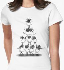 Teamwork Women's Fitted T-Shirt