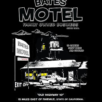 Bates Motel - Night Shift by Purakushi