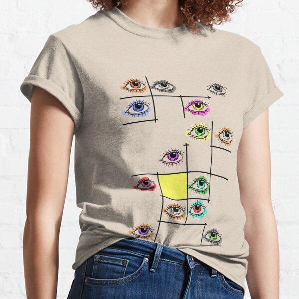 Magic eyes Classic T-Shirt