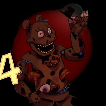 five nights at freddy's 4 by spiderman3231