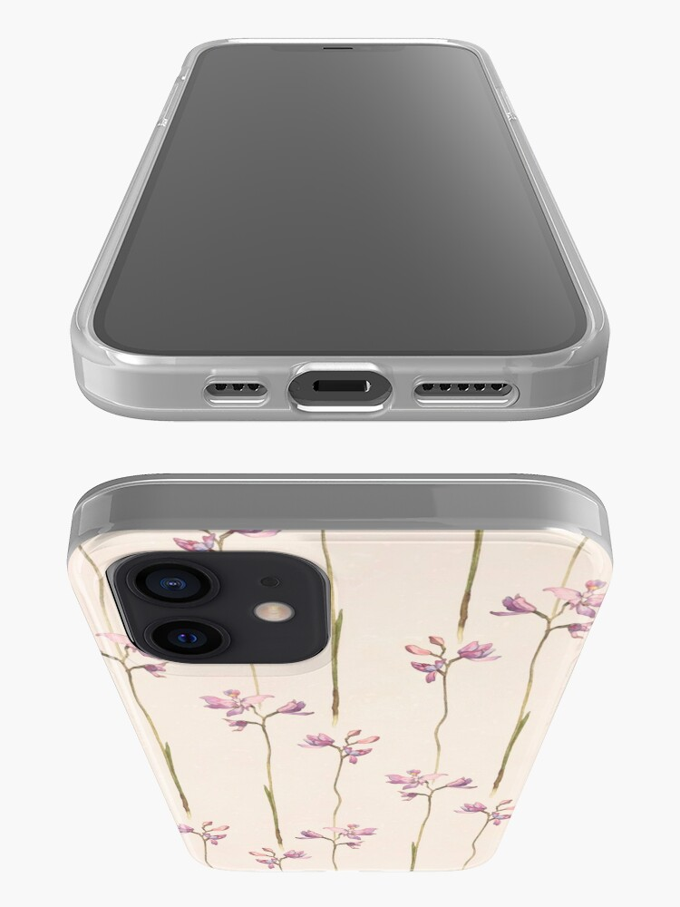 Alternate view of Orchids iPhone Case & Cover