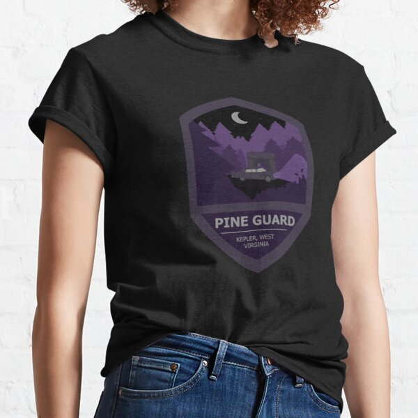 Pine Guard Badge Classic T-Shirt