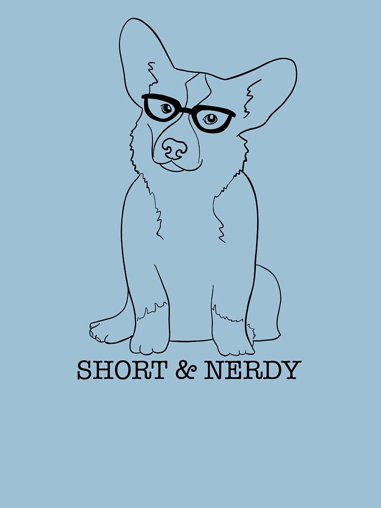 Short & Nerdy by AmandaMayDoodle