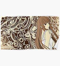 Fuwa Aika - Zetsuen no Tempest  Poster