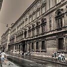 via del corso .. Roma by Maria  Moro