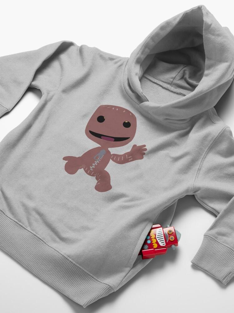 Alternate view of Sackboy Toddler Pullover Hoodie