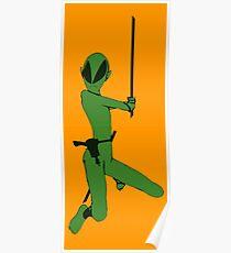 Xatlas, Alien Assassin! Poster