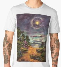 Of Halos, Silhouettes and Shadows Men's Premium T-Shirt