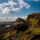 The Quiraing by Terry Mooney
