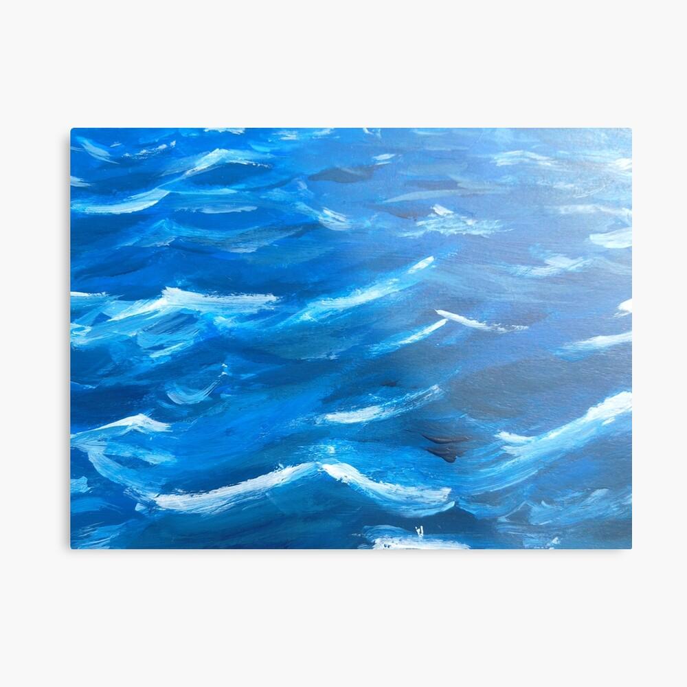 Sea Magic Metal Print