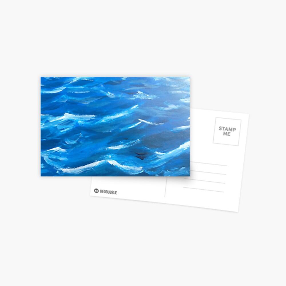 Sea Magic Postcard