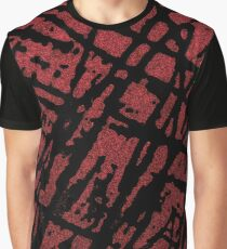 scratching Graphic T-Shirt