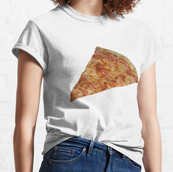 Pizza Sticker Classic T-Shirt