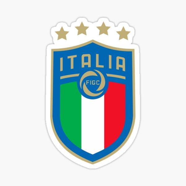 Italia FIGC Sticker