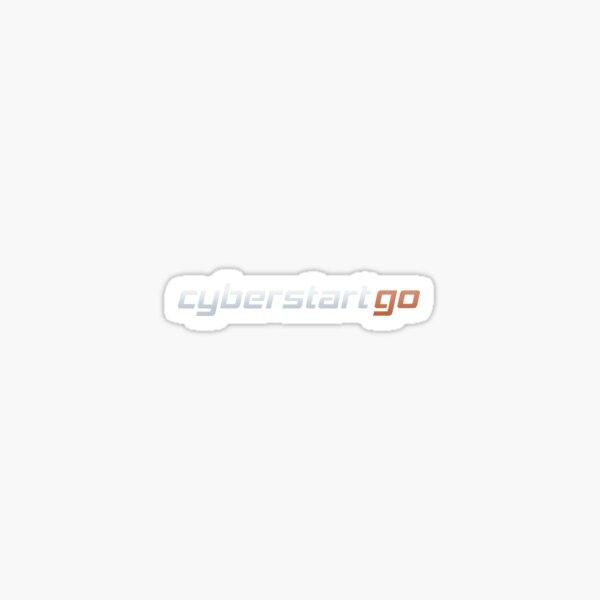 CyberStart Go Sticker