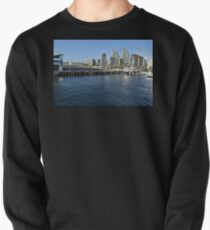 San Diego Bay Boat Landing Pullover