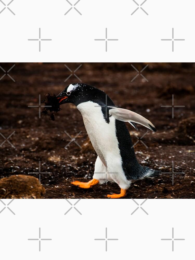 Pickup penguin by ropedope