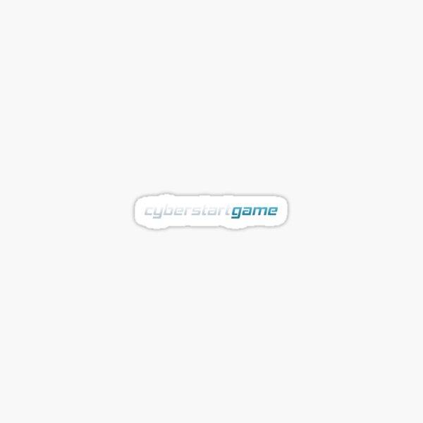 CyberStart Game Sticker