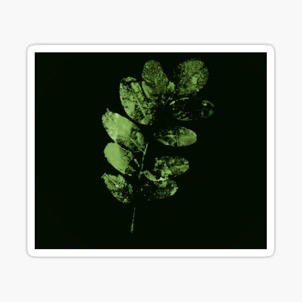 Dark Fir Green Enchantress Sticker