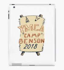 Camp Benson Retro 1 iPad Case/Skin