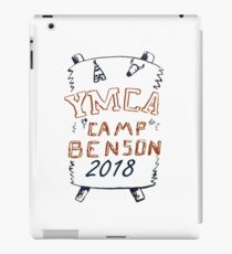 Camp Benson Retro 2 iPad Case/Skin