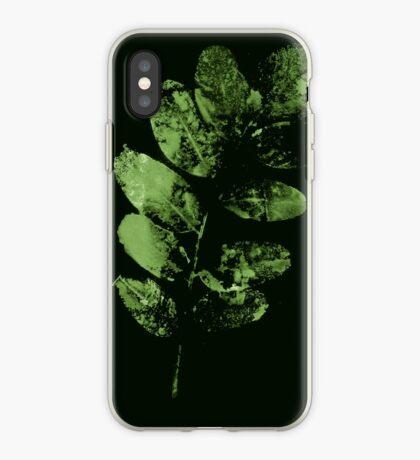 Envoûtante Feuille Verte Coque et skin iPhone