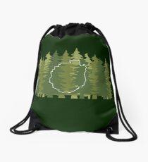 Adirondack Drawstring Bag Drawstring Bag