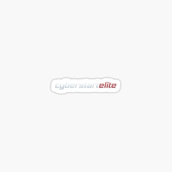 CyberStart Elite Sticker
