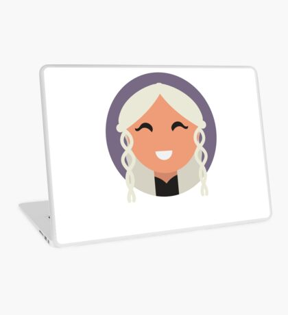 The Mother of the House Laptop Skin