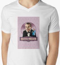 Glenn Miller - The Good Old Days Men's V-Neck T-Shirt