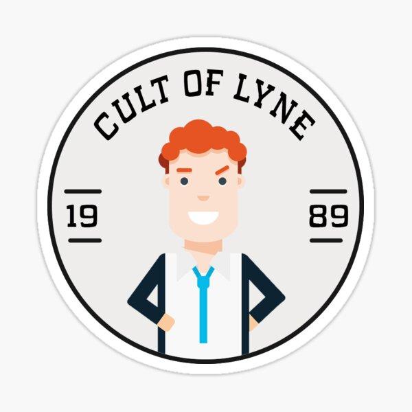 Cult Of Lyne Sticker