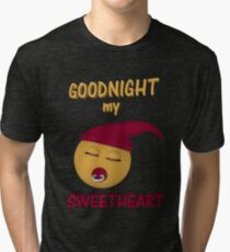 Gute Nacht mein Schatz Vintage T-Shirt