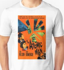 ATOMIC MAN Unisex T-Shirt