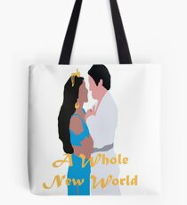 A Whole New World Tote Bag