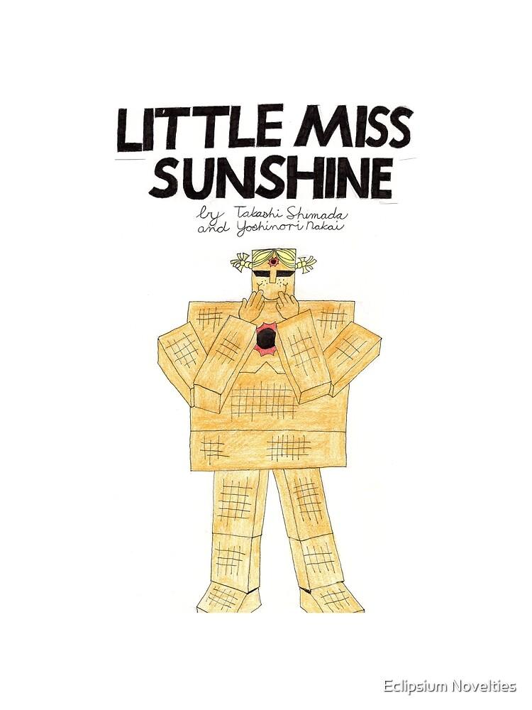 Little Miss Sunshine by browncoatbanner