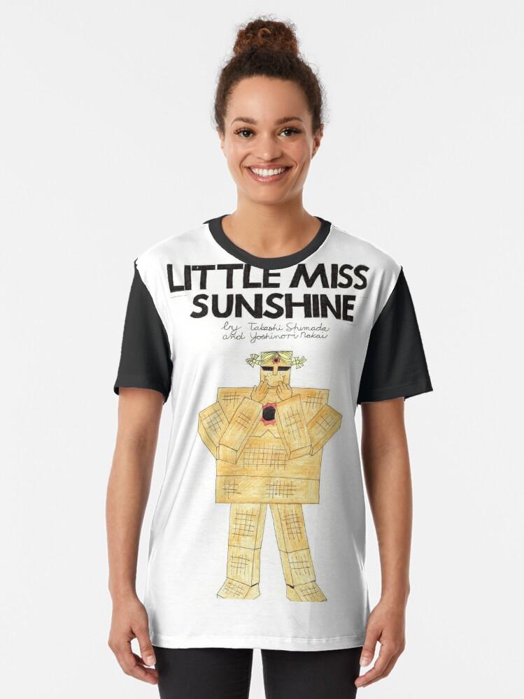 Alternate view of Little Miss Sunshine Graphic T-Shirt