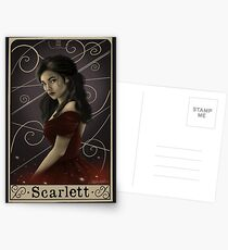 Scarlett Postkarten