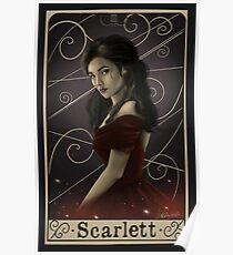 Scarlett Poster