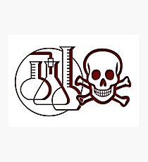 Chemie Fotodruck