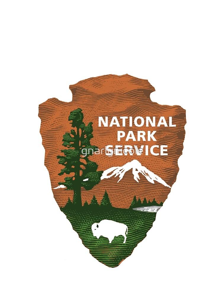Nationalpark Service von gnarlynicole