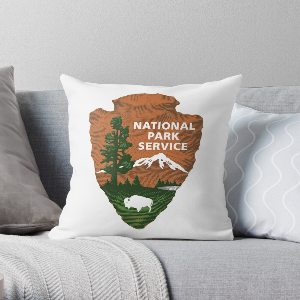 Nationalpark Service Dekokissen