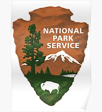 Nationalpark Service Poster