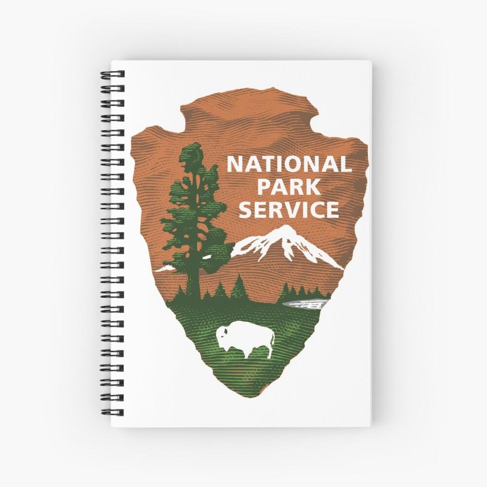 Nationalpark Service Spiralblock
