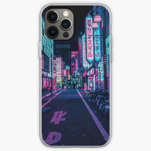Tokyo - A Neon Wonderland  iPhone Soft Case