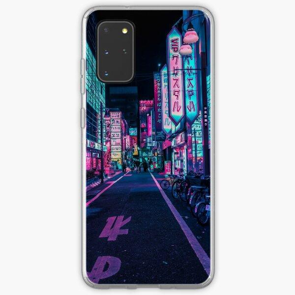 Tokyo - A Neon Wonderland  Samsung Galaxy Soft Case