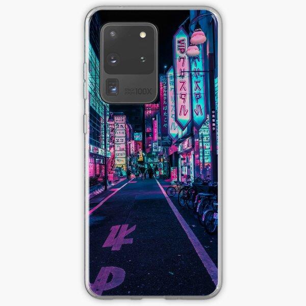 Tokyo - A Neon Wonderland Coque souple Samsung Galaxy